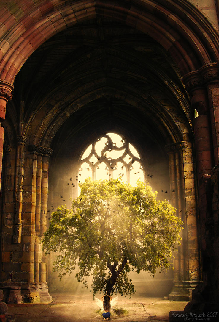 Worship Nature by katmary