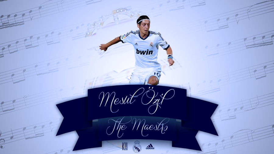 Mesut Ozil Wallpaper By KGulbahar On DeviantArt