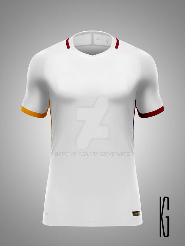 nike 16 17 soccer kit mockup by kgulbahar on deviantart