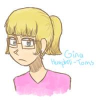 Big Nate: Gina Hemphill- Toms
