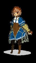 war cleric robin by oOMarikoOo