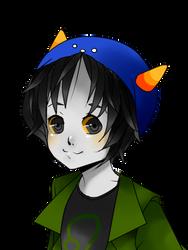 ah cute troll is cute by oOMarikoOo