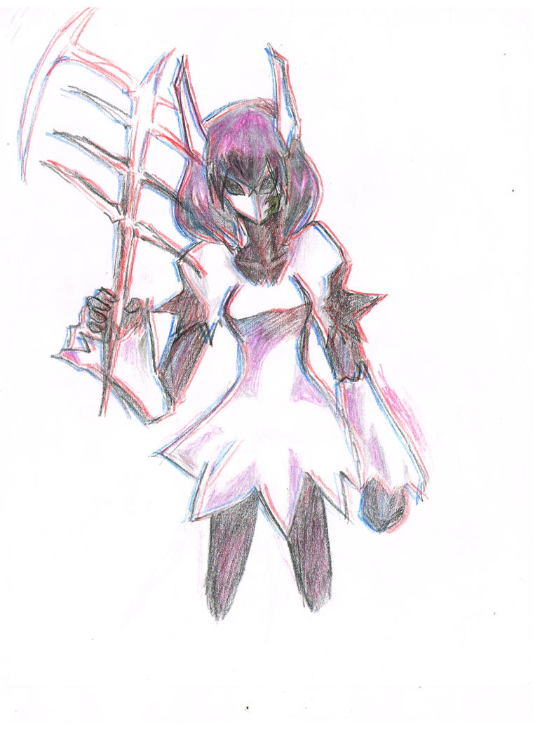 Horned Fairy by raseru09