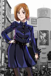 Nobara Kugisaki!