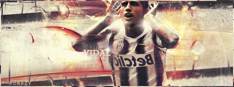 Arturo Vidal v2 by thecrazygfx