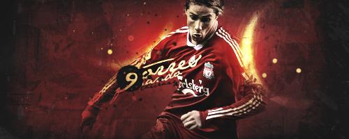 Fernando Torres by thecrazygfx