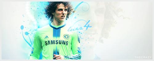 David Luiz by thecrazygfx