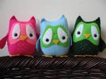 Hoot Hoot Owls 2