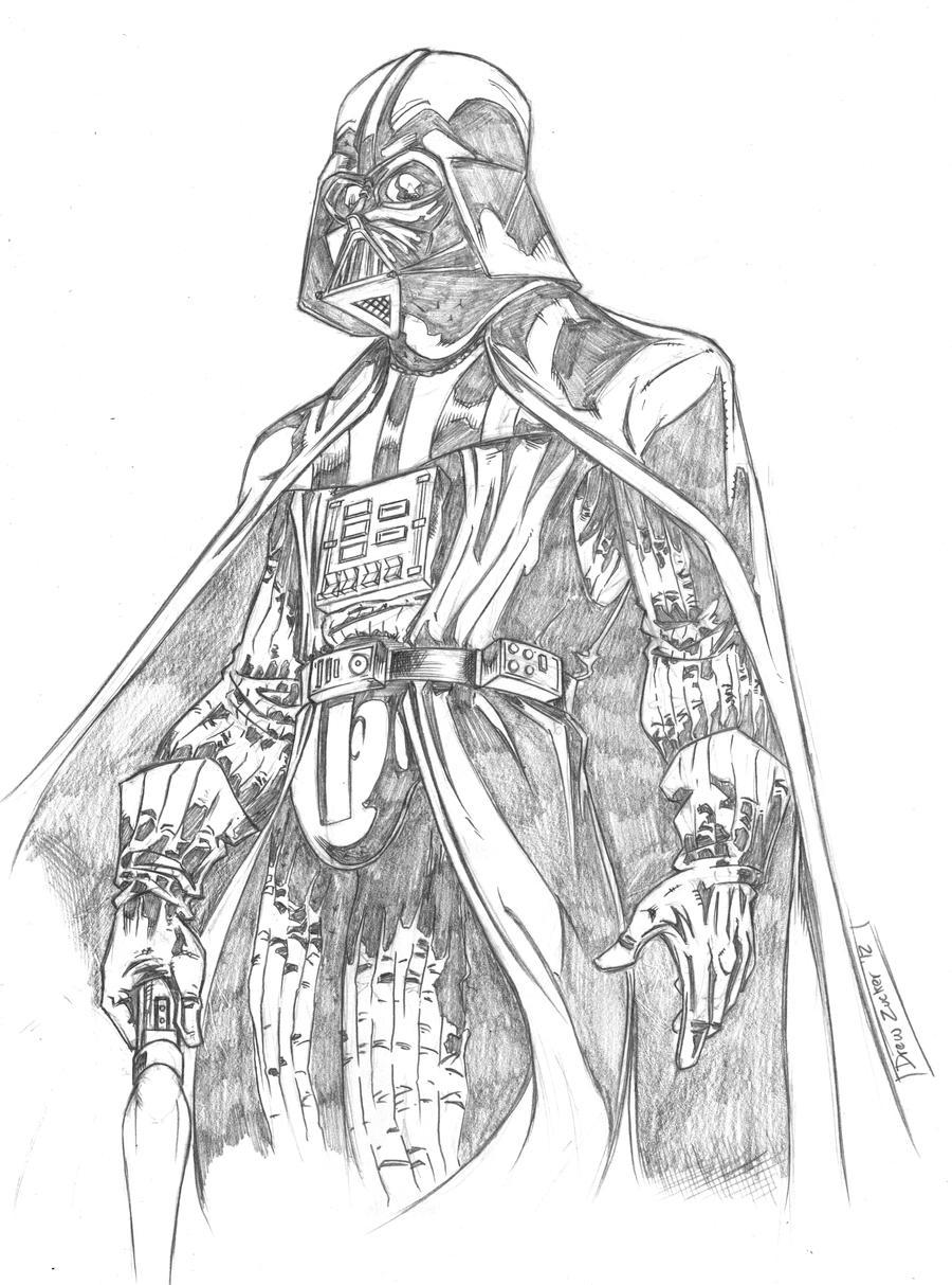 Darth Vader by FireClerk12 on DeviantArt