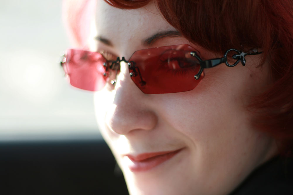 Rose Colored Glasses 2