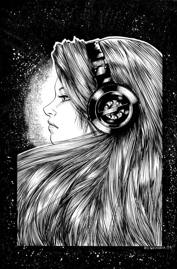 Headphones 2 by renonevada