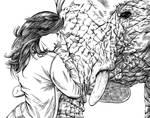 Elephant Hugger