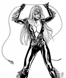 Black Cat 001 by renonevada