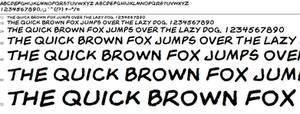 Renonevada Comic Font Premium Content Updated