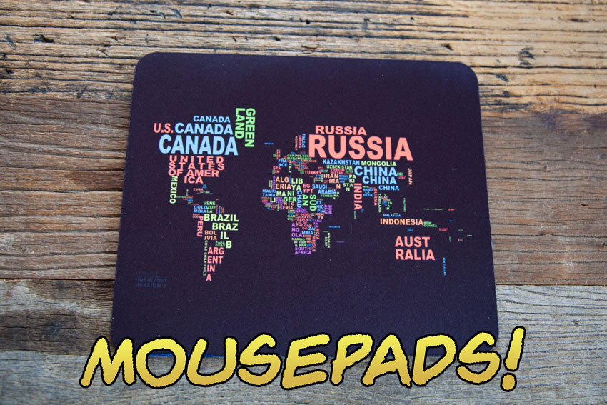 Mousepad-5 by renonevada