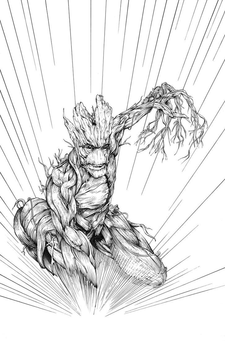 Groot by renonevada