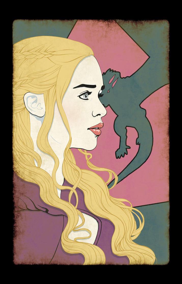 Daenerys by renonevada
