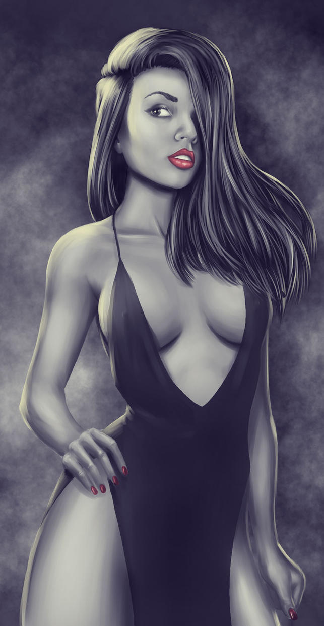 Femme Fatale by renonevada