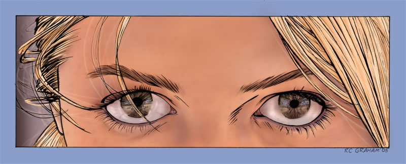 Eyes Colored by renonevada