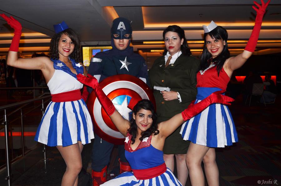 Team America by WinryRockbellHyuuga