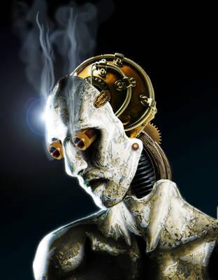 Tin Man by makeupartist6