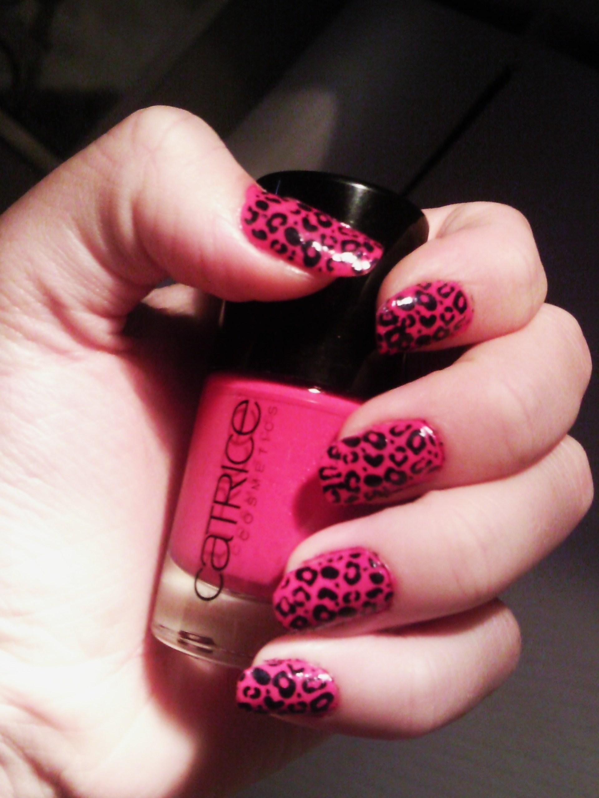 Pink leopard nails by sasxcha on deviantart pink leopard nails by sasxcha pink leopard nails by sasxcha prinsesfo Choice Image