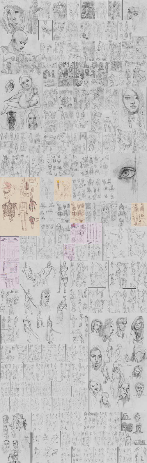 Sketchdump by sens3mann