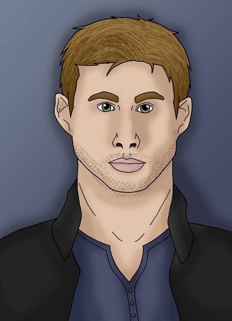 Dean Winchester by Aurosai