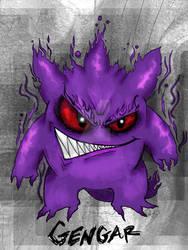 Pokemon: Gengar