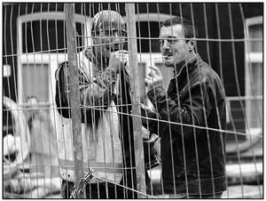 Smokers behind Bars