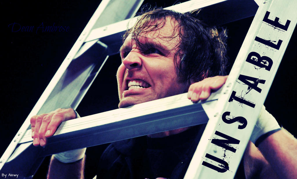Dean Ambrose By Dixonija On DeviantArt