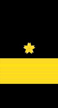 425px-JMSDF Rear Admiral insignia (a).svg