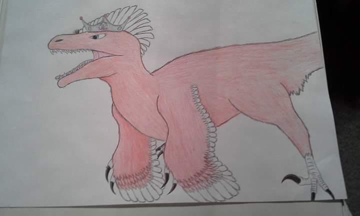 Russian Utahraptor, Rytsar by Ravakian-RavenScar