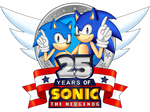 25 Years of Sonic by Joyoiyoi