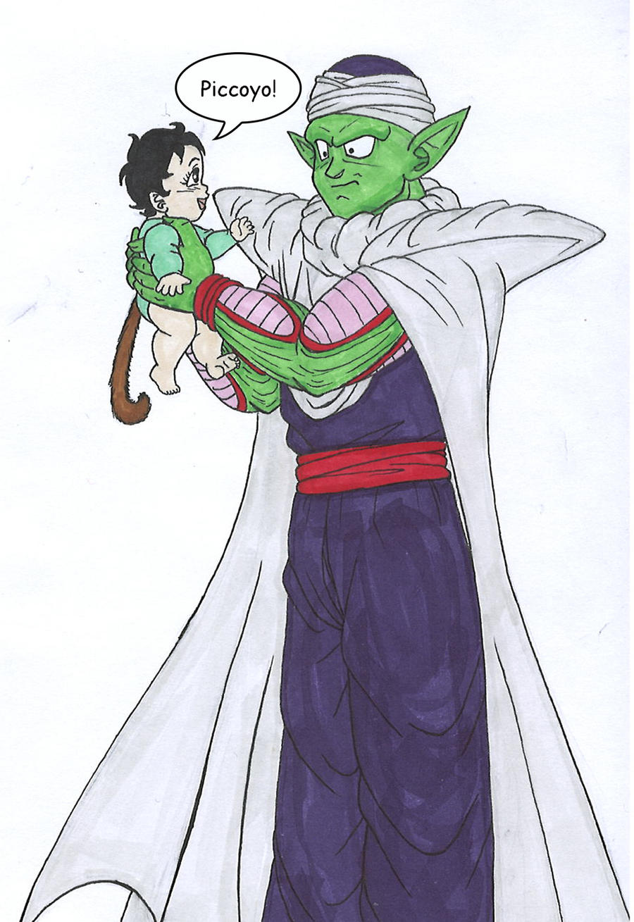 db baby ranch and piccolo by isabellafaleno on deviantart