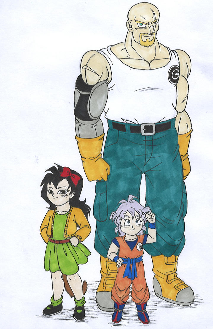 Db what if by isabellafaleno on deviantart for Db ranch