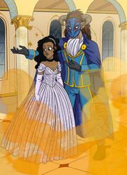 Dance at the masquerade