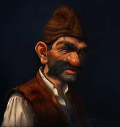 Haydutin Portrait