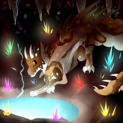 [CS] Cave of Wonders YCH