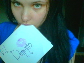 Fan Sign for my Fighter Name El Demonio 7 by Owen0o0