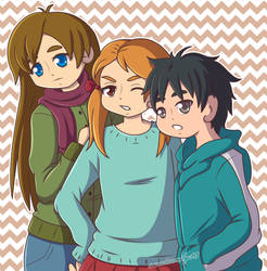 |SOUTH PARK| -The Younger Ones-