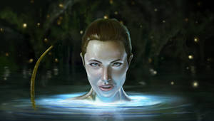 The Demon Queen ( Beowulf )