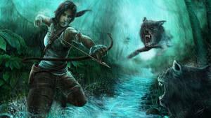 The Wild Hunt ( Tomb Raider Reborn )
