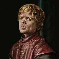 Tyrion by Bra1nEater