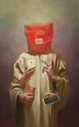 Xiaomi apostle by Bra1nEater