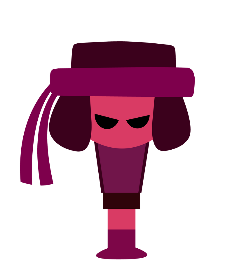 Su minimal ruby by worldofcaitlyn on deviantart for Minimal art 2016