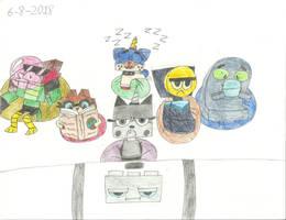UNKY - Boring Times by worldofcaitlyn