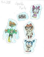 UNKYXCP - Sparkle Party by worldofcaitlyn
