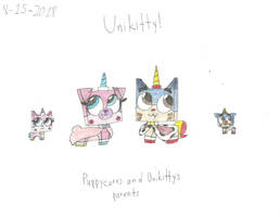 UNKY - Unikitty's And Puppycorn's Parents by worldofcaitlyn