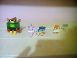 UNKY - Unikitty And Friends LEGO by worldofcaitlyn